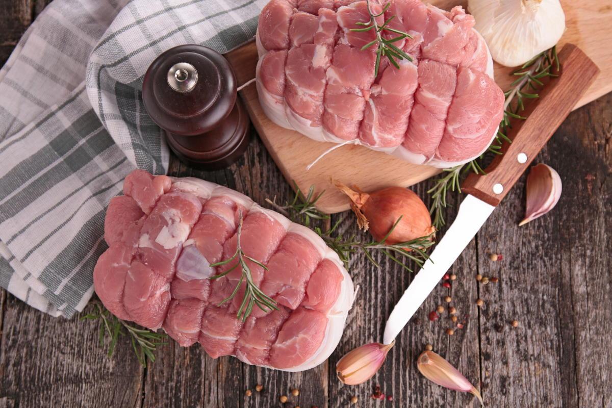 холодные закуски из мяса свинины