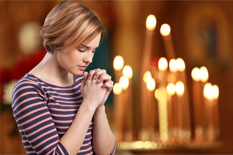 как молиться дома