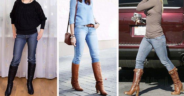 как правильно одеваться высокой женщине
