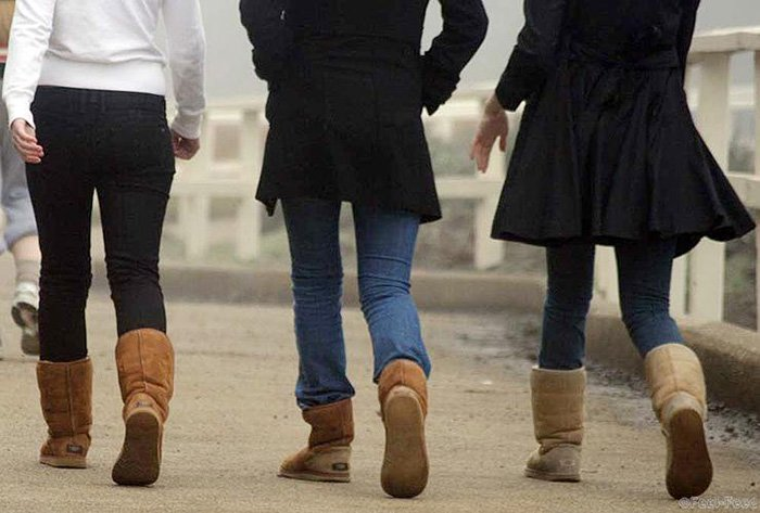 как правильно одеваться взрослой женщине