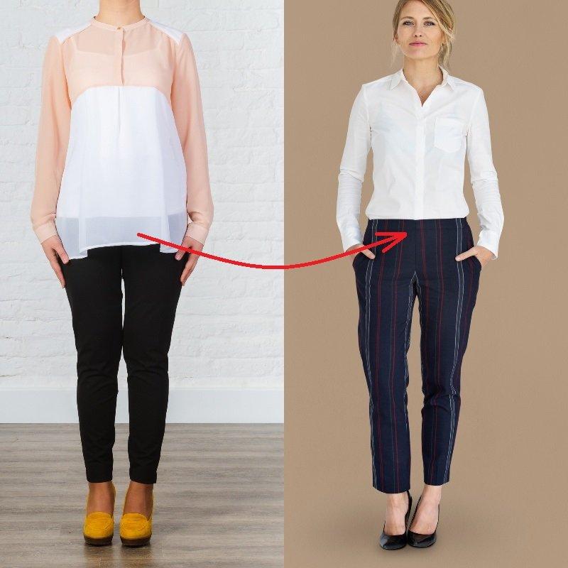 Как правильно одеваться женщине