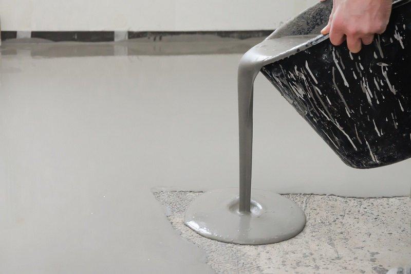 выравнивание бетона фото
