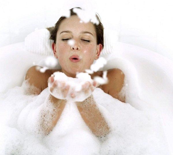 как правильно принимать душ женщине