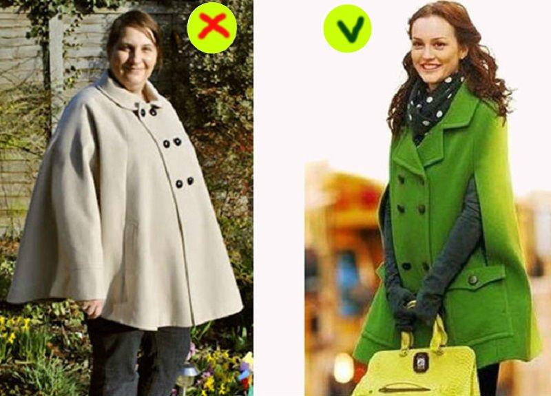 как правильно подбирать и сочетать одежду