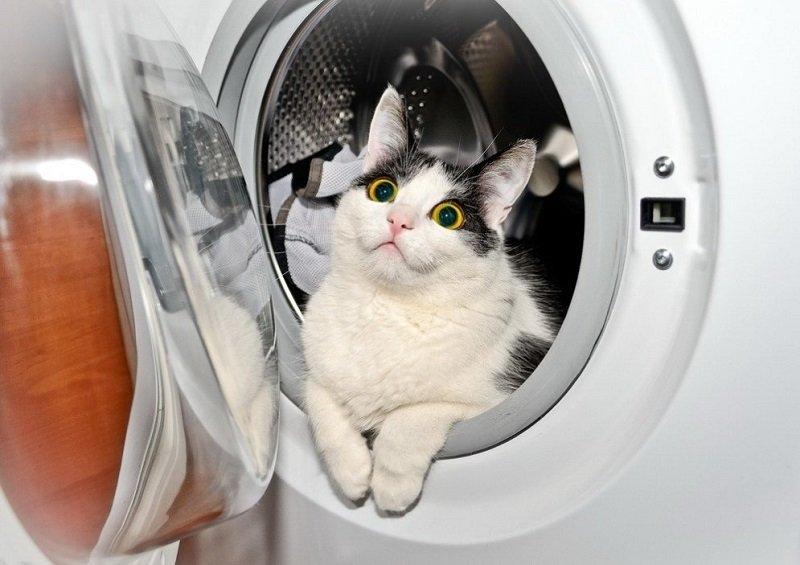 как стирать в машинке