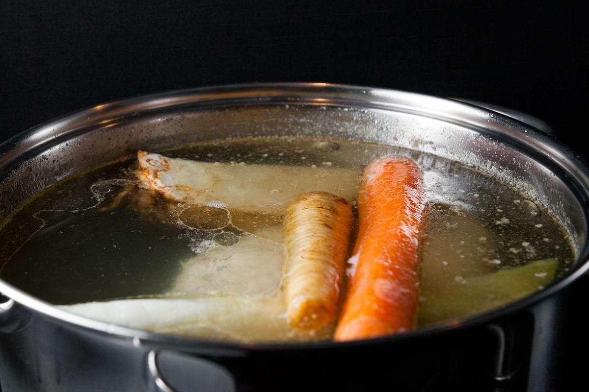 как правильно варить суп в мультиварке
