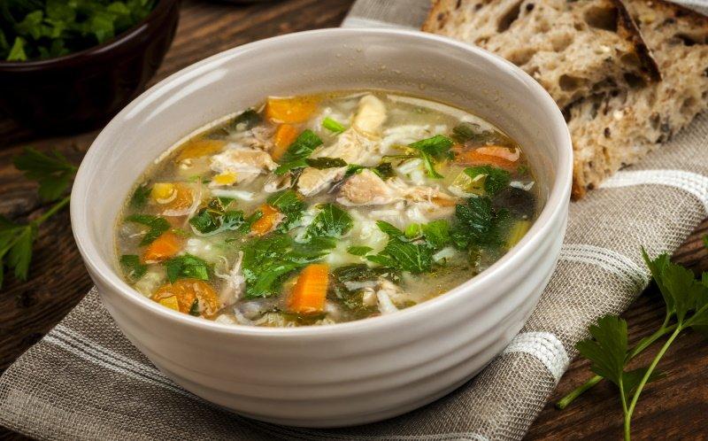 как правильно варить суп без мяса