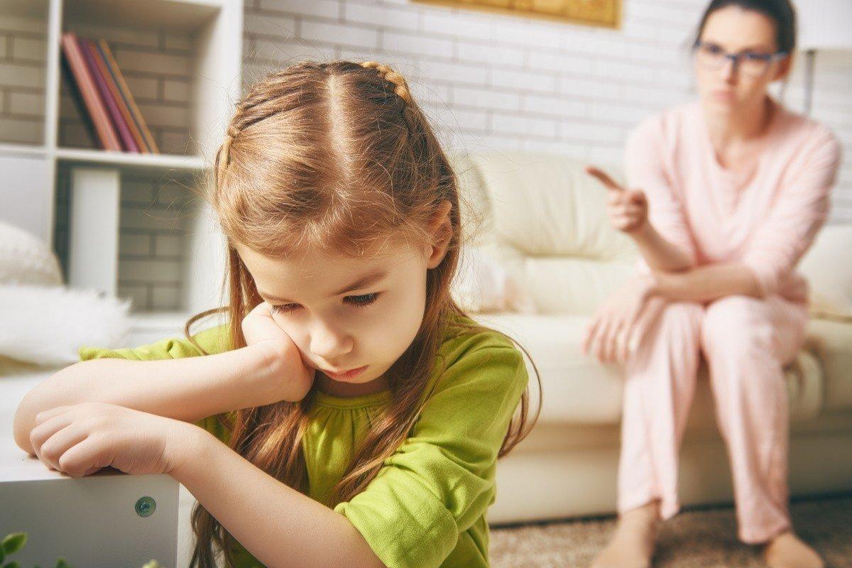 как правильно воспитывать детей без наказания