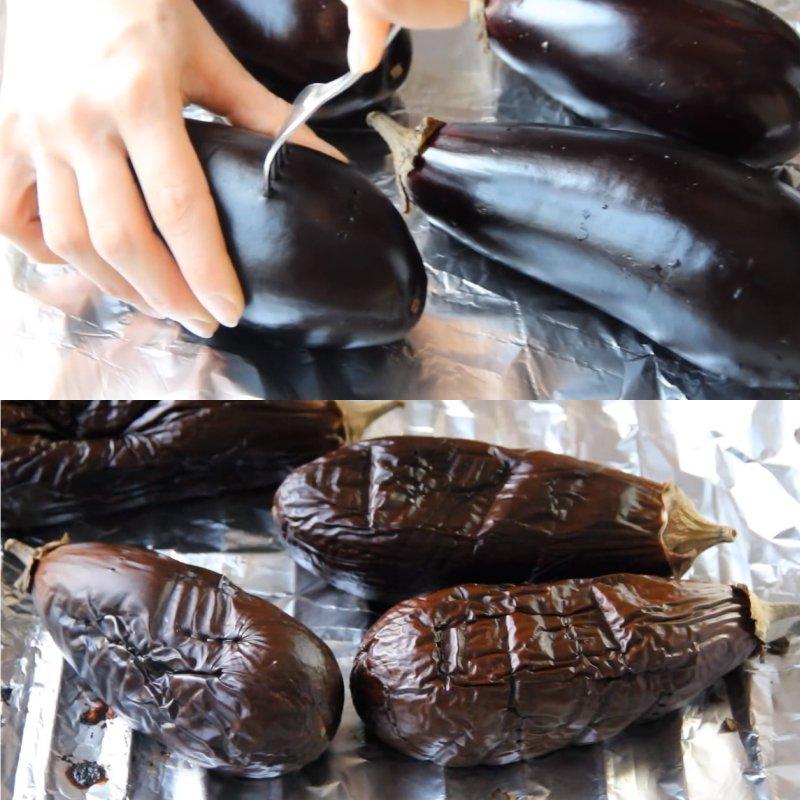 как приготовить баклажаны в духовке целиком
