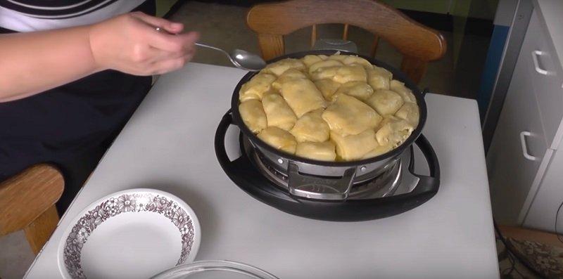 как приготовить бешбармак из курицы