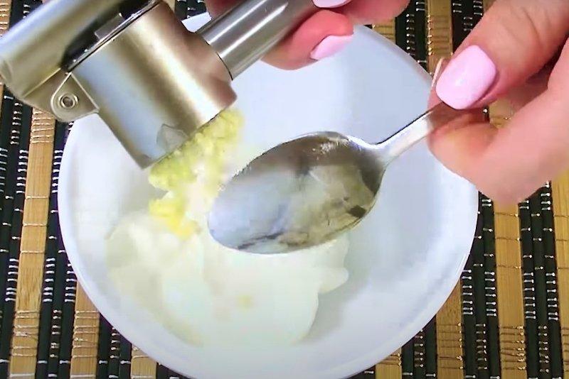 бризоль в лаваше