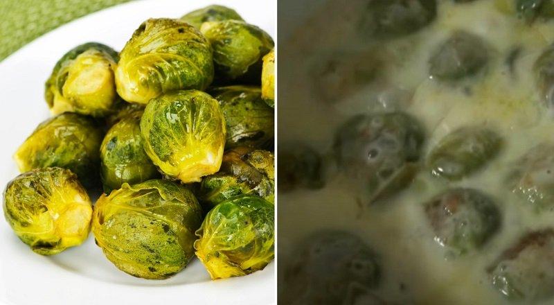 Брюссельская капуста по рецепту шеф-повара из столичного ресторана, которую уплетают даже самые привередливые дети