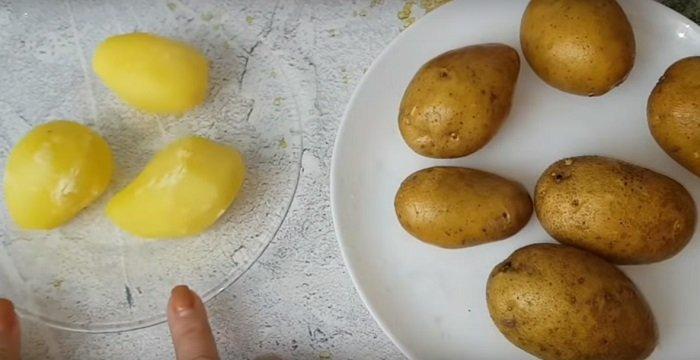 вкусные цеппелины по-литовски