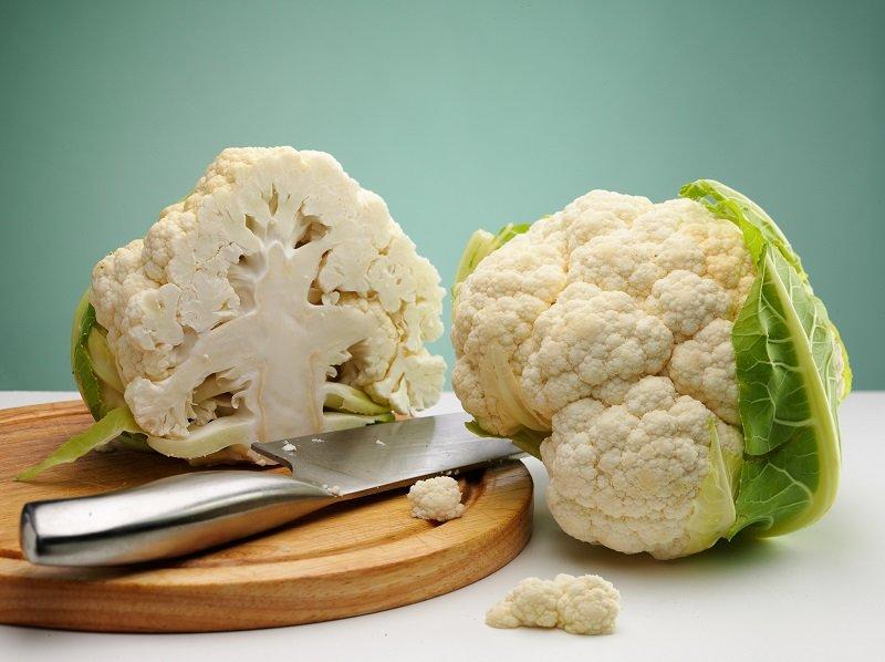 Как приготовить цветную капусту быстро и вкусно