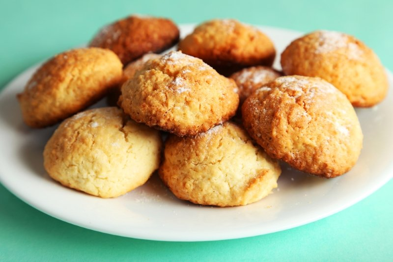 Рецепты домашнего печенья