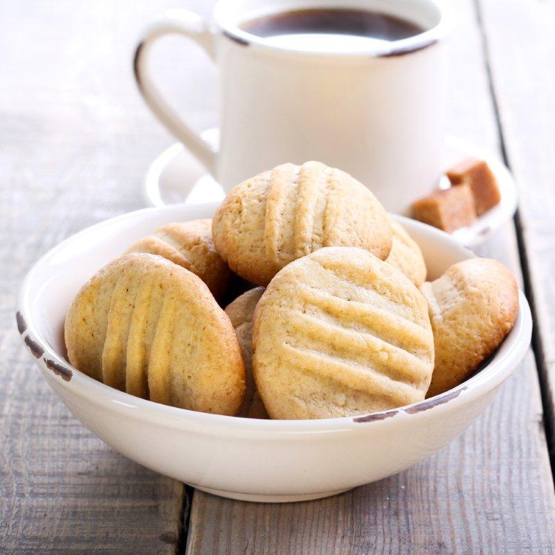 как приготовить домашнее печенье в форме