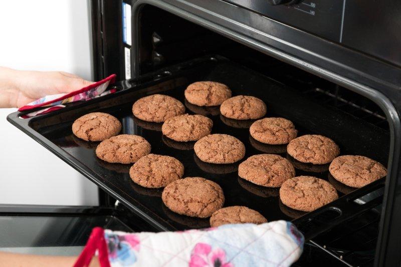 как приготовить домашнее печенье быстро