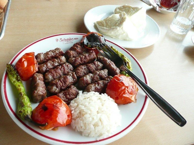 турецкое блюдо кофте