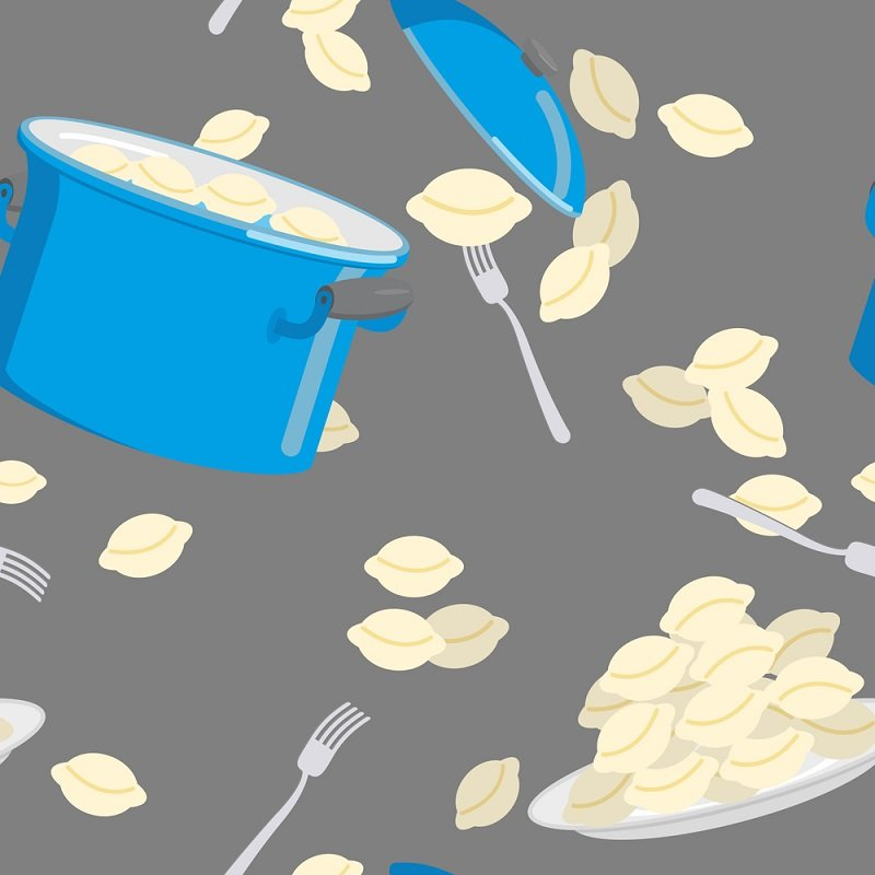 как приготовить домашние пельмени с мясом