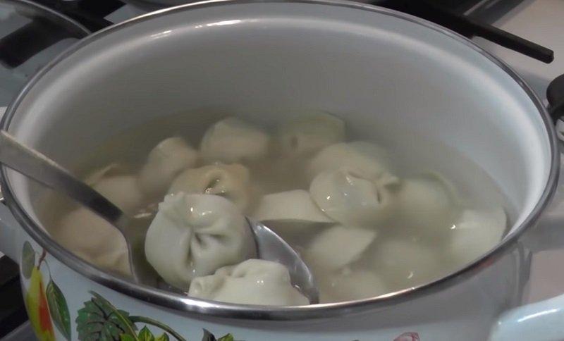 как приготовить домашние пельмени рецепт
