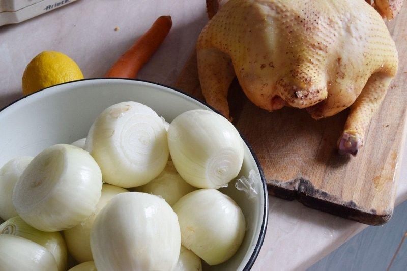 Как приготовить домашнюю курицу в домашних условиях