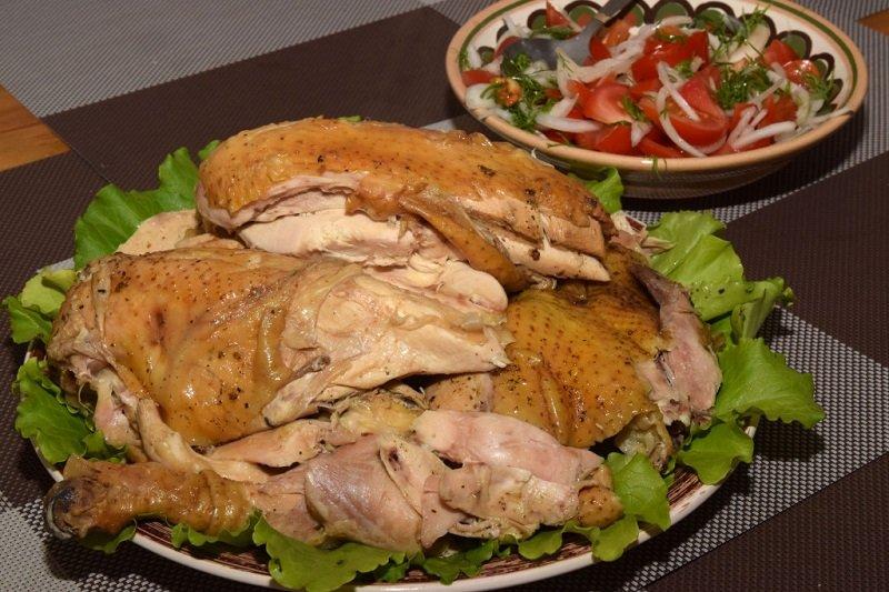 Как приготовить куриные грудки в духовке рецепт