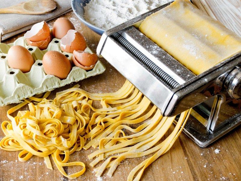 как приготовить домашнюю лапшу для супа