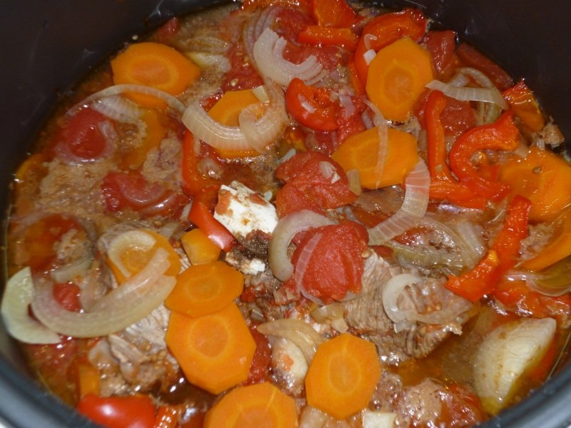 как приготовить блюдо хашлама