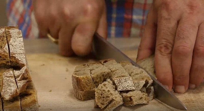 рецепт хлебного кваса
