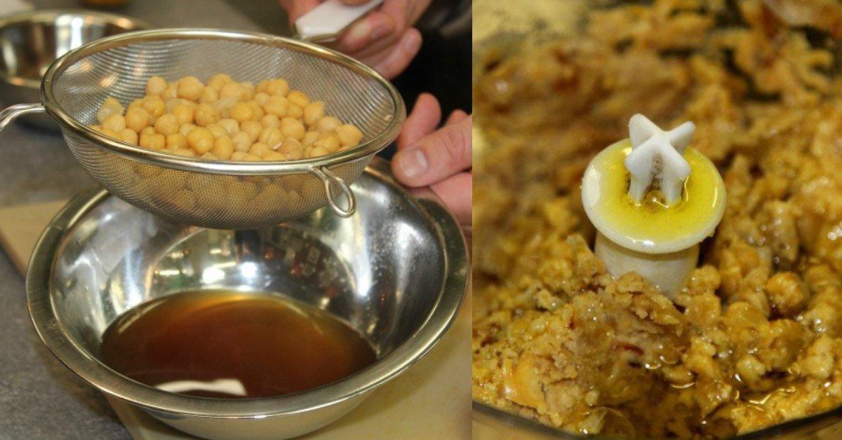 Хумус рецепт приготовления в домашних условиях