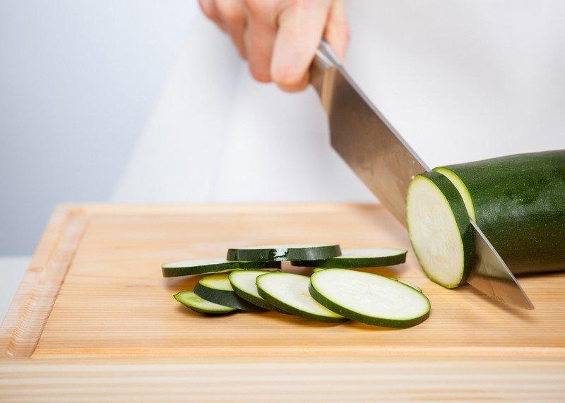 как приготовить кабачки без масла