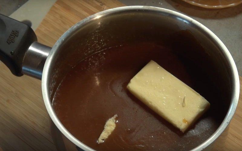 жидкая соленая карамель рецепт