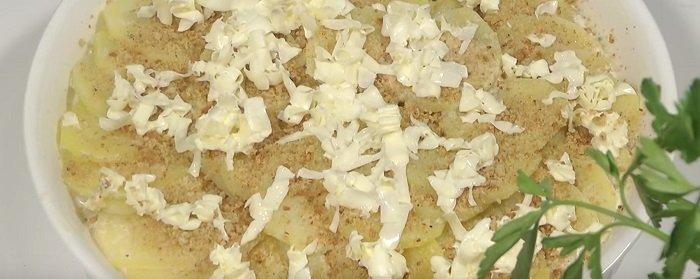 картофельная запеканка в домашних условиях