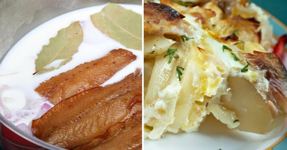Как приготовить картофельную запеканку по-фински thumbnail