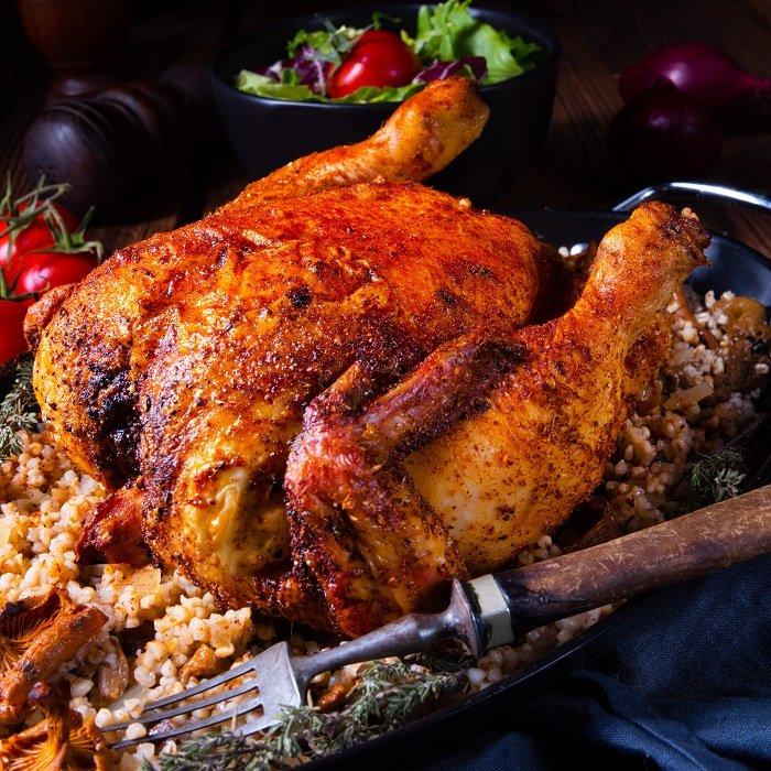 Как приготовить курицу в домашних условиях