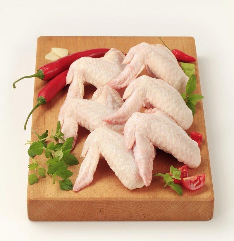 Как приготовить куриные крылышки