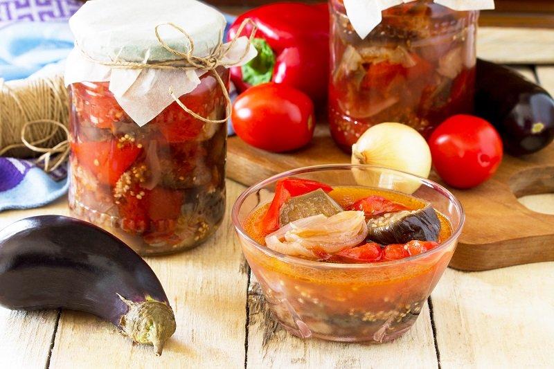 як приготувати маринад для овочевого асорті