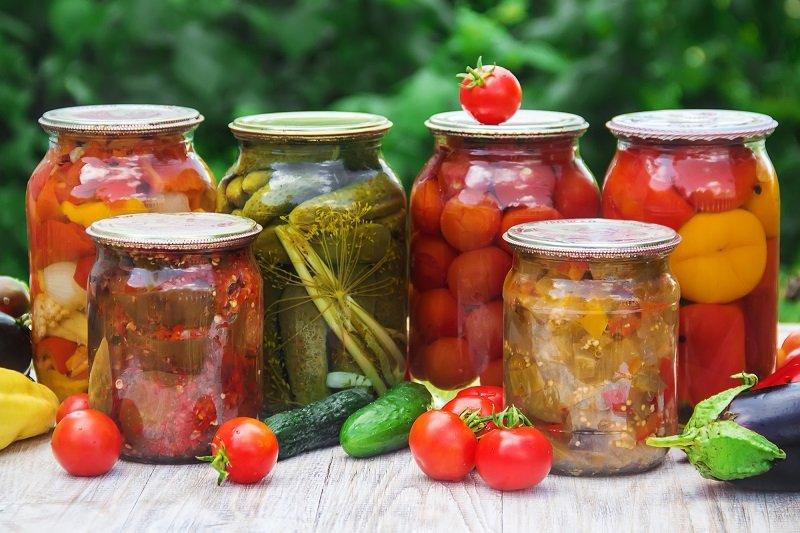 як приготувати маринад для овочів