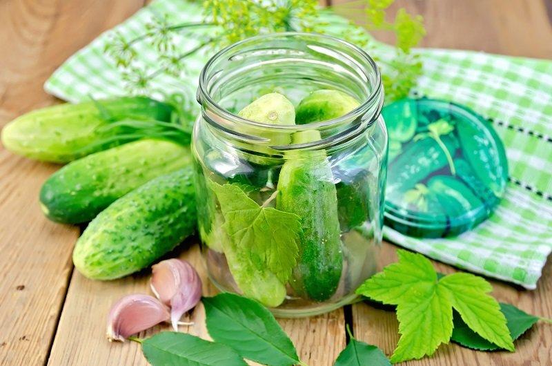 як приготувати маринад на огірки