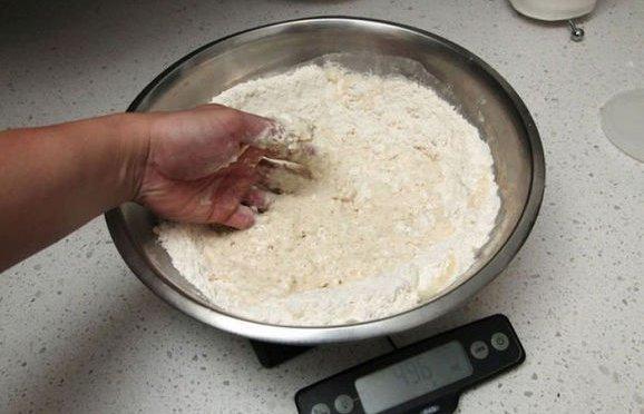 приготовление пиццы