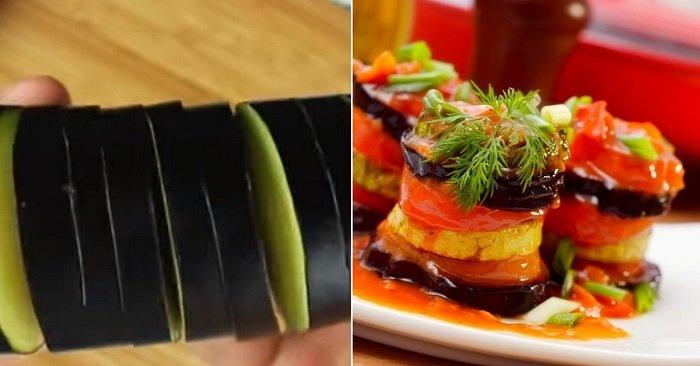 Только баклажан, помидор, морковь, чеснок и 40 минут: лучшее блюдо прованской кухни