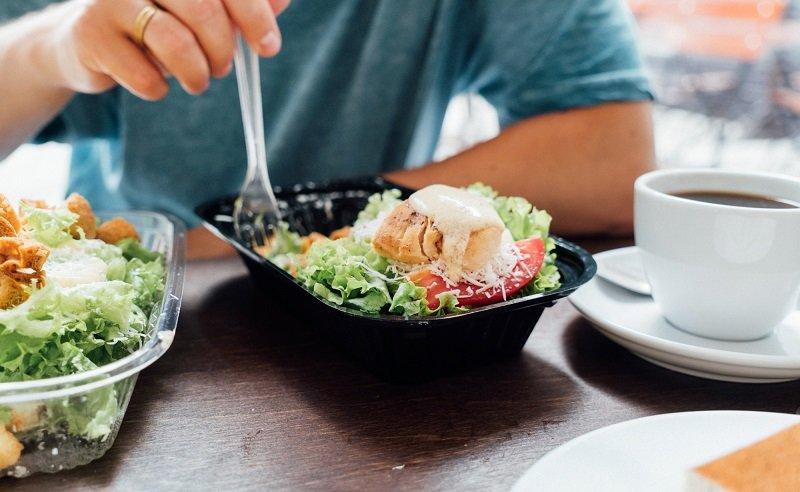 як приготувати салат цезар без м'яса