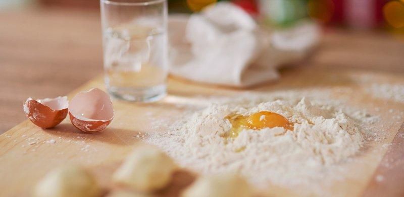 как приготовить вареники