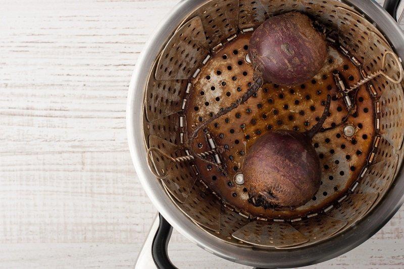 как приготовить винегрет с красной фасолью