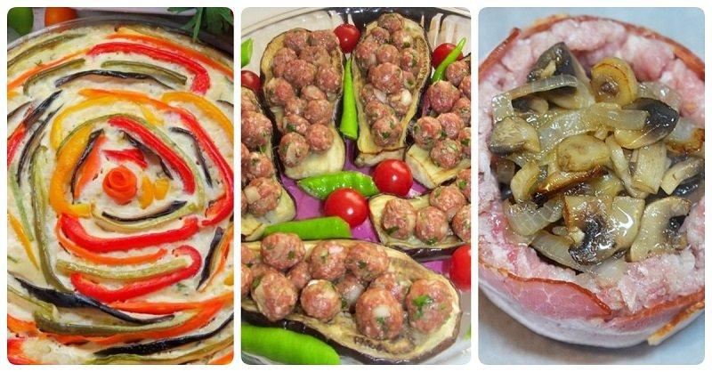 как приготовить вкусную картофельную запеканку с грибами