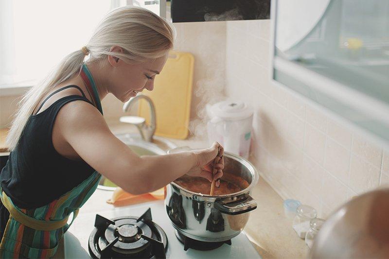 Как приготовить наваристый борщ