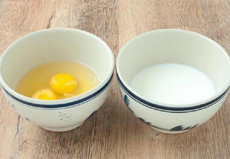 как приготовить омлет чтобы он был пышный