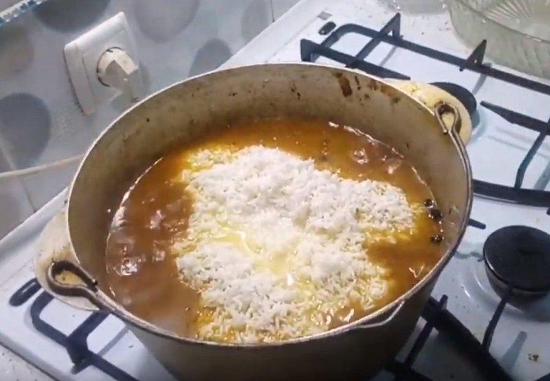 как приготовить вкусный плов с курицей