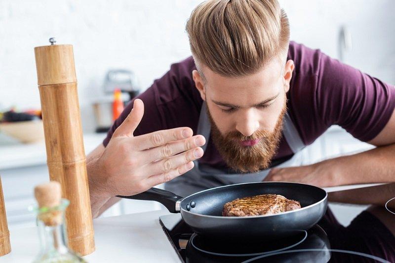 как приготовить вкусный стейк из телятины