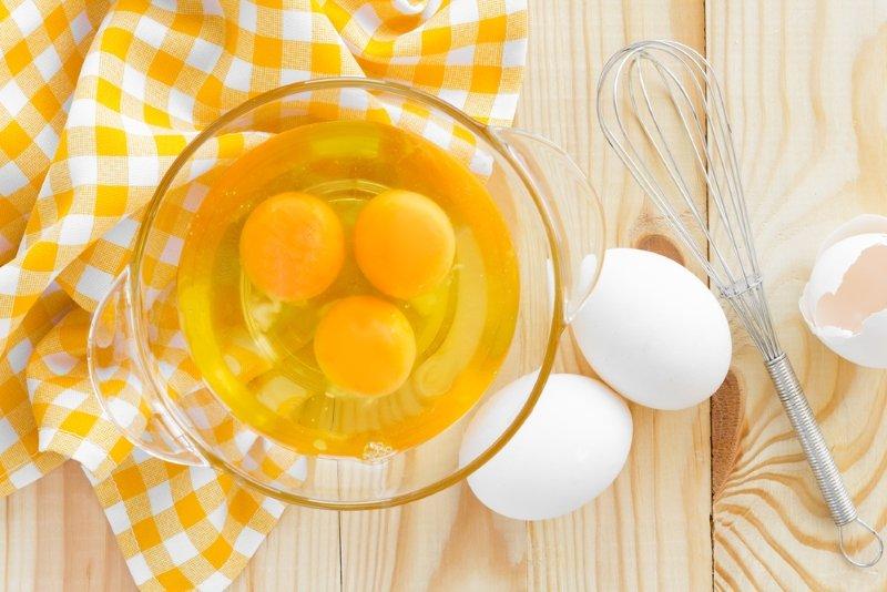 как приготовить яичницу с луком